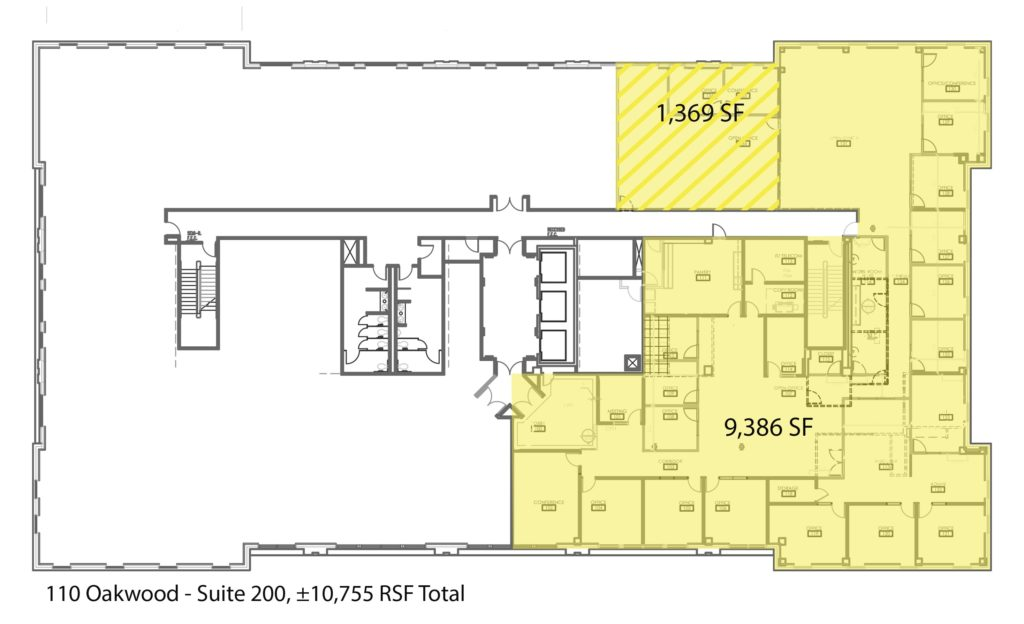 Suite 200 (May be split into two separate leases) - Image
