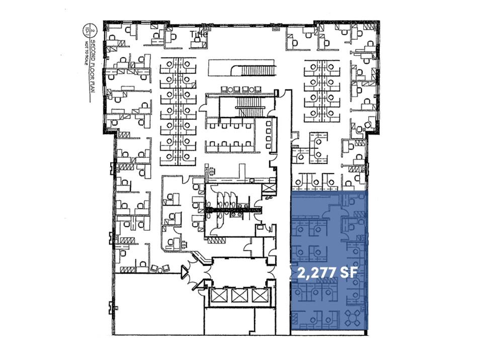 Suite 220 - ±2,277 SF - Image