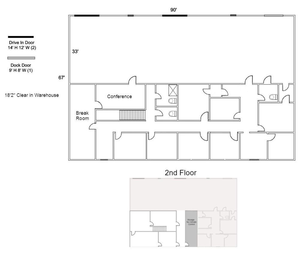 319 Perimeter Point Floor Plan - Image