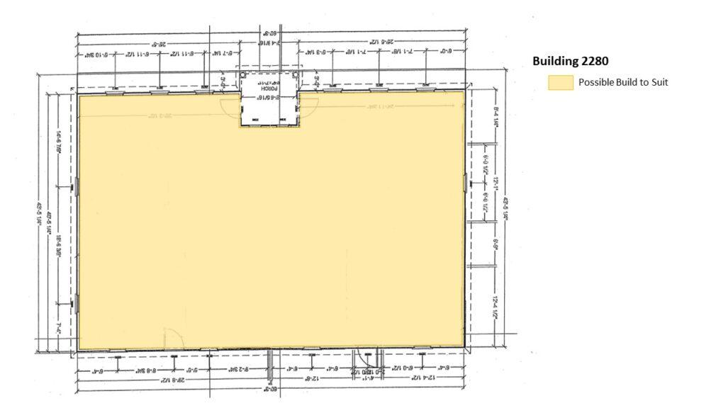 2245-2290 Premier Park Lane - Building 2280 Floor Plan - Image